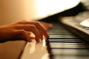Klavier lernen visual